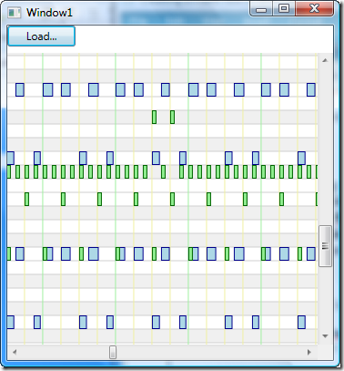 WPF Piano Roll