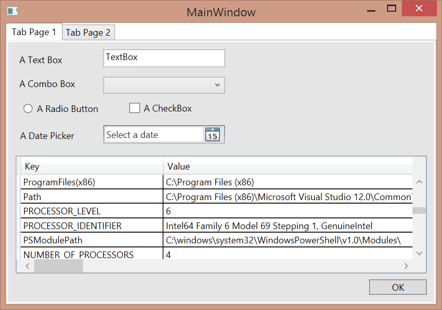 Modernise your WPF Applications with MahApps Metro