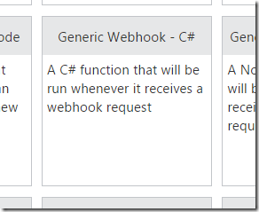 Handling Payment Webhooks with Azure Functions