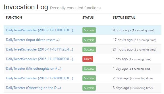 Three Ways to View Azure Functions Error Logs