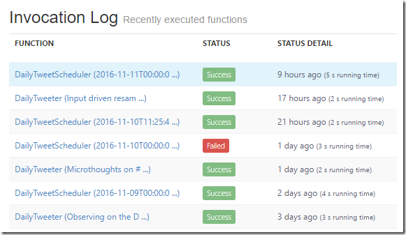 Three Ways to View Azure Functions Error Logs